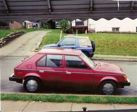 plymouth hatchback 1990 plymouth horizon pictures cargurus