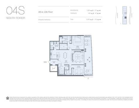 oceana key biscayne floor plans oceana 04s floorplan emh3 com luxury real estate