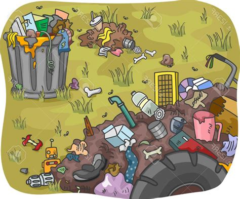 pollution clipart land pollution pollution land pollution