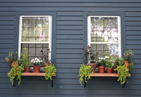 pin by linda johnson on home design pinterest homemade outdoor window shelves always thinking outside
