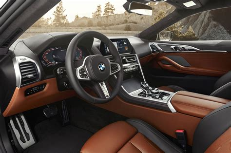 2019 Bmw 8 Series Interior by 2019 Bmw 8 Series Coupe Debuts With 523 Hp Automobile