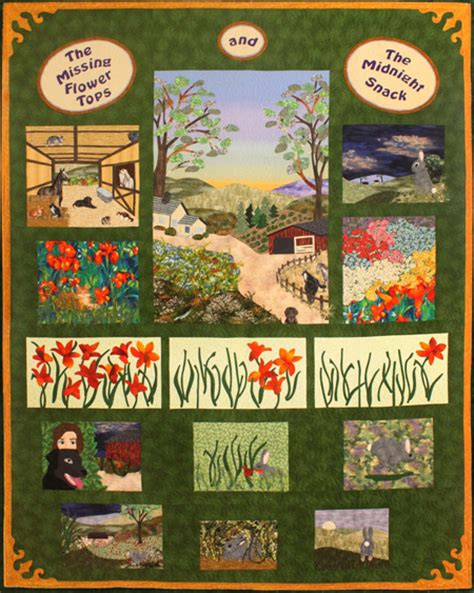 Quilt Stories by Storybook Quilts A True Story Turned Into Children S