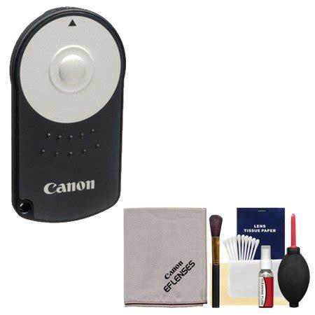deals canon rc 6 wireless remote shutter release