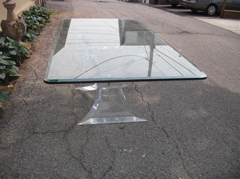 sophisticated beveled glass table top house photos