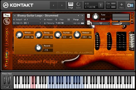 Kontakt 5 Full Version Price | kvr yummybeats re releases quot bluesy guitar loops quot with
