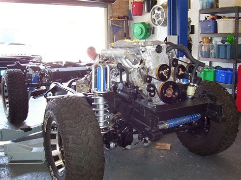 rebuilt land rover engines for sale diary of a defender rebuild truck cab to county part 3