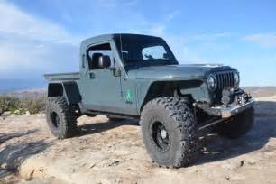 Tj Jeep Wrangler Frankenbrute Is A Of A 2006 Jeep Wrangler Tj