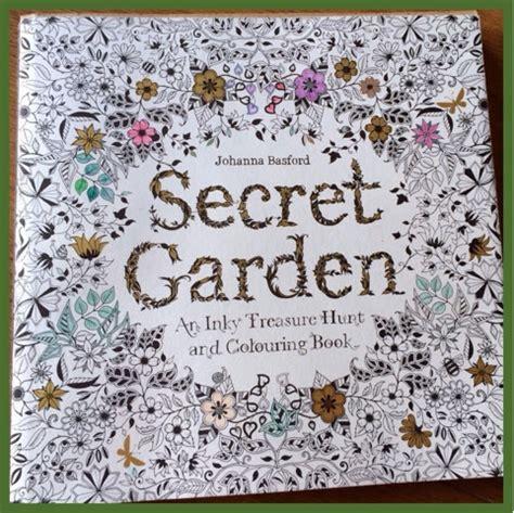 secret garden coloring book sydney johanna basford random redheaded ramblings