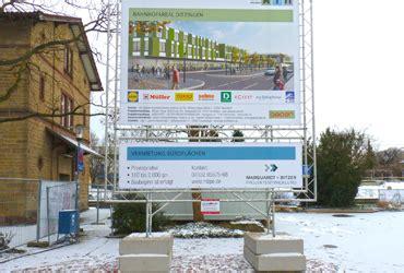 Bauschild Anlage by Bauschilder In Stuttgart M 252 Nchen Freiburg Ulm Top