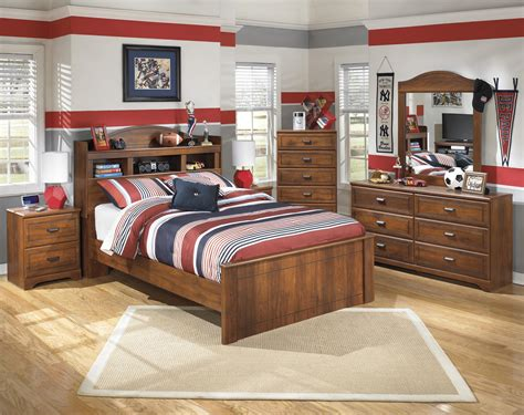 barchan bookcase bed signature design barchan bookcase bed with 4