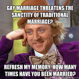 Gay Marriage Meme - pro traditional marriage memes traditional marriage meme memes