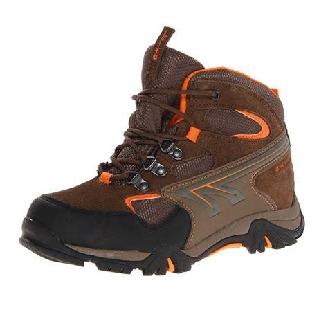 toddler hiking boots hi tec kid s nepal waterproof junior hiking boot toddler