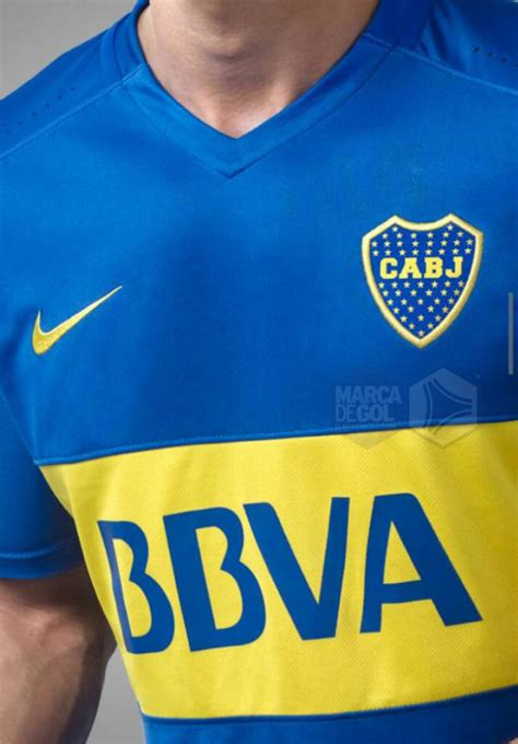 boca juniors 2016 home kit released footy headlines imgenes de boca juniors de 2016 los jugadores de boca