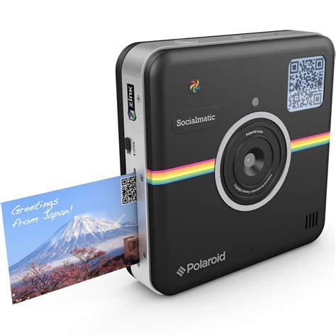 digital polaroid polaroid socialmatic instant digital
