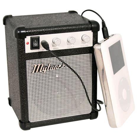 Speaker Mini mytunes mini lifier speaker the green