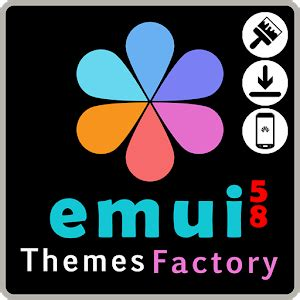 emui theme tool emui themes factory for huawei android apps on google play