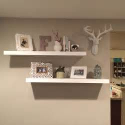 Home Decor Wall Shelves Rustic Decor For Floating Shelves Hometalk