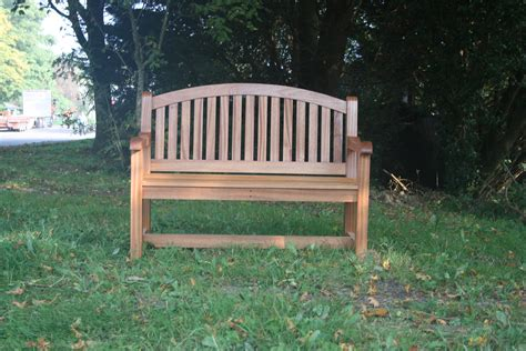 curved wooden benches uk curved back bench the wooden workshop bton