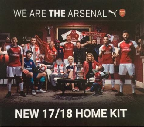 arsenal quiz 2017 18 arsenal 2018 fuite photo maillot domicile 17 18 maillots