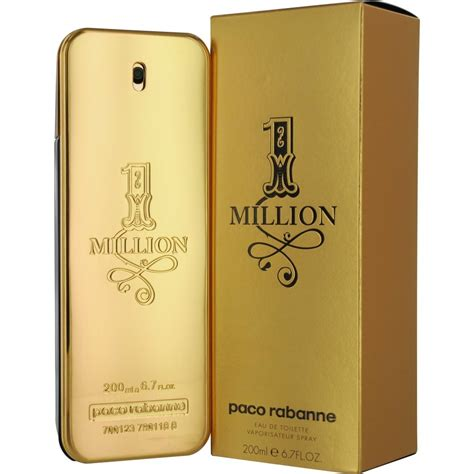Parfum Million one million perfume for by paco rabanne review best