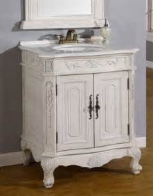 29 inch single sink vanity with white granite top