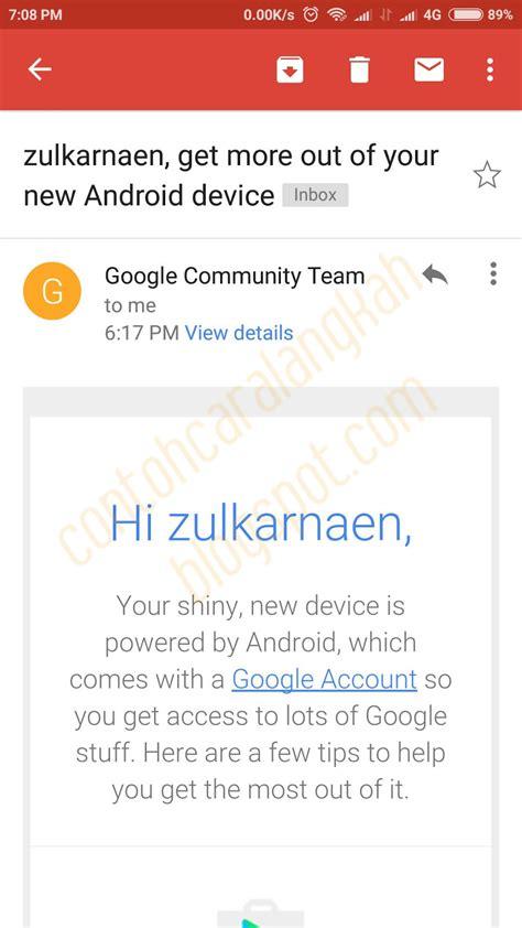 cara membuat gmail di hape android cara membuat email gmail di hp android cara langkah buat