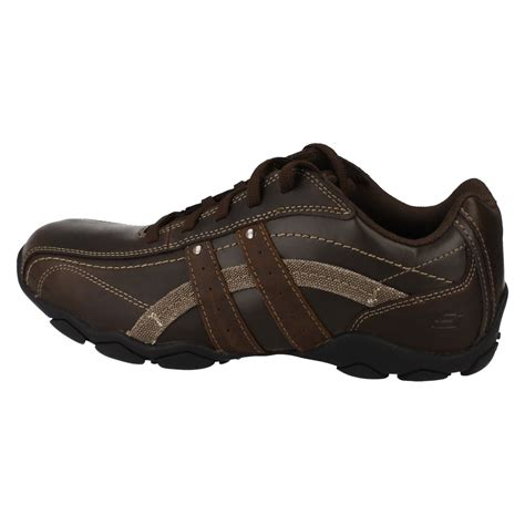 mens skechers casual shoes style ebay