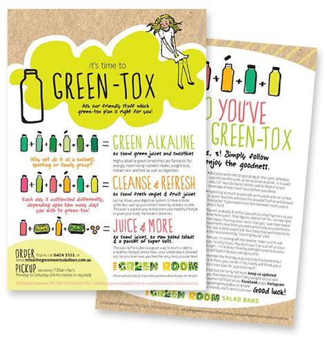 Detox Pills Ads by The Green Room Devonport Tasmania Detox Advertising