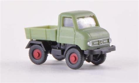 Diecast Replika Miniatur Merchedes 160 mercedes unimog u 411 green wiking diecast model car 1 160 buy sell diecast car on alldiecast us