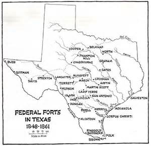 forts map forts in