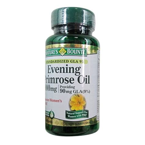 evening primrose oil mood swings com nature s bounty natural whole herb black