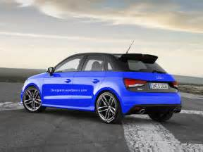 Audi Rs 1 Audi Rs1 Rendered In Sportback Guise