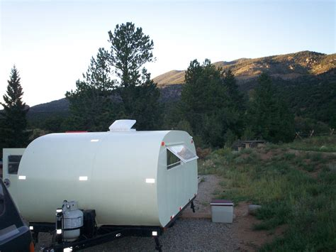 Coasters Diy by Build A Teardrop Camper Trailer From The Ground Up