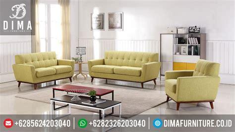Sofa Minimalis Balikpapan kursi tamu sofa minimalis modern brokeasshome