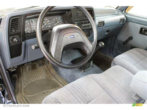 Ford Ranger Interior by 1997 Ford Ranger Interior Colors