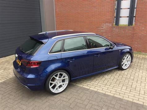 Audi A3 8v Sportback by Dezenter Audi A3 8v Sportback Auf Rotiform Kps Felgen