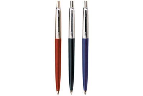 Pen Standart Ae7 Black jotter standard ballpoint pen stainless steel blue black pink