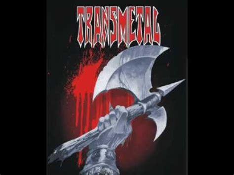 transmetal muerte violenta youtube