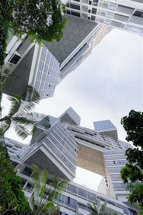 the interlace jenga like apartments for singapore gallery of the interlace oma ole scheeren 4