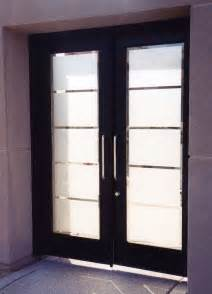 Contemporary Glass Entry Doors Contemporary Front Doors
