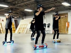 justin bieber dance hoverboard dancers perform on hoverboards to what do you mean video