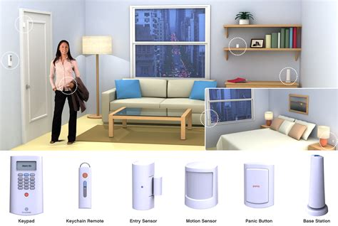 simplisafe home security keeps summer worry free for