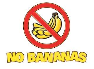 no bananas on the boat no bananas tortugacharters net