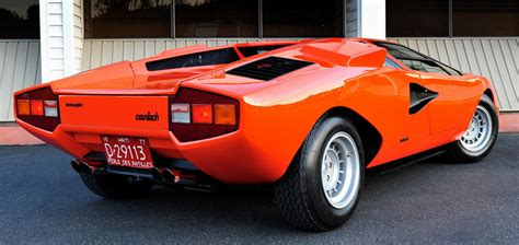 What S The Fastest Lamborghini What S Onthedash Of The World S Fastest Supercar 1975