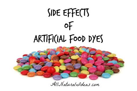 side effects of living in a house with mold artificial food dyes side effects all natural ideas