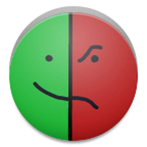 smile or frown clipart best