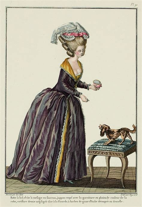 Mr Color C158 Italian 230 best fashion plates images on 18th century