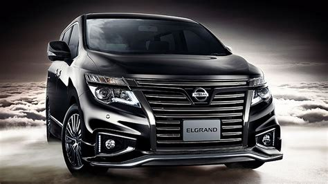 Nissan Elgrand 2020 by 日産 新型エルグランド値引き2019年5月 納期 実燃費 価格の評価