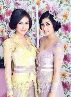 Dress Kebaya Modern Kebaya Pengantin Simpel Sk037 this will probably be what my ideal wedding would be like