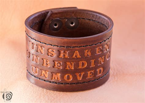 custom leather bracelets and cuffs techleathercraft
